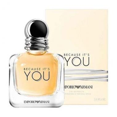 Armani Emporio Because It's You (Армани Эмпорио Бикоз Итс Ю)
